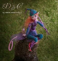 sprite doll by soniaverdu