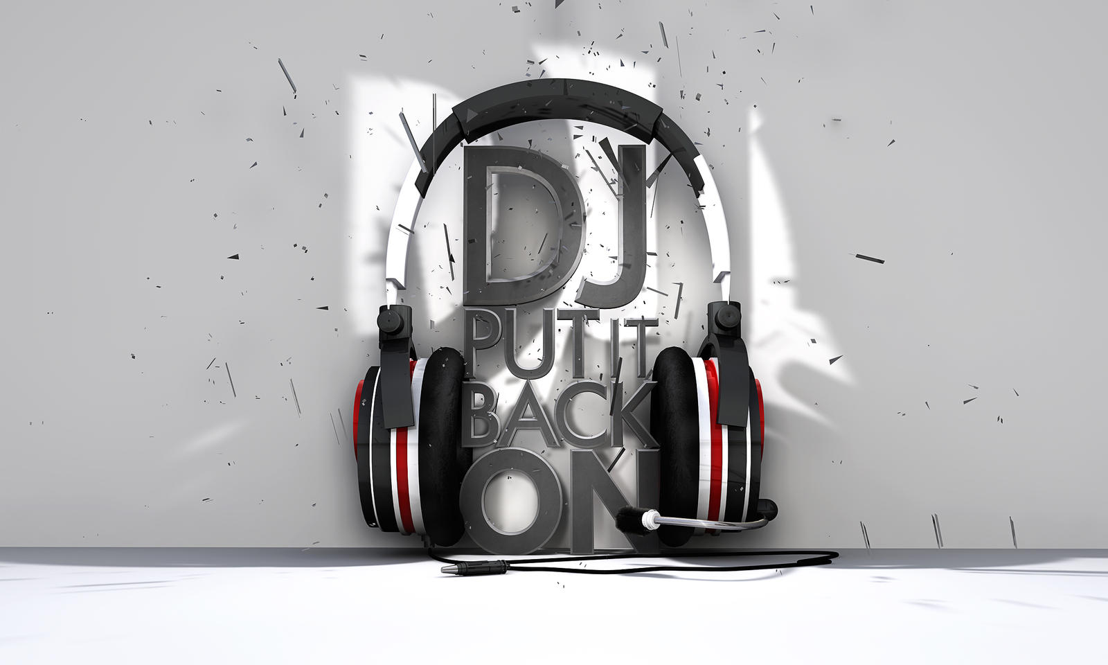 DJ PUT IT BACK ON by UberzErO