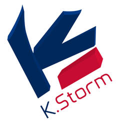 kSTORM logo Official by UberzErO