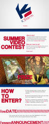 SFU K.STORM Summer 2013 Video Contest by UberzErO