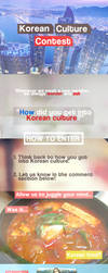 SFU K.STORM October 2013 Korean culture contest by UberzErO