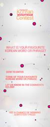 SFU K.STORM Korean word and phrase contest by UberzErO