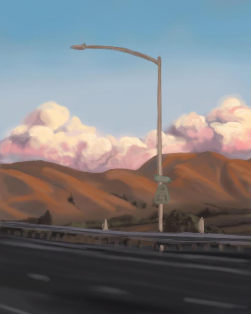 Highway4 by TheMightySmoosh