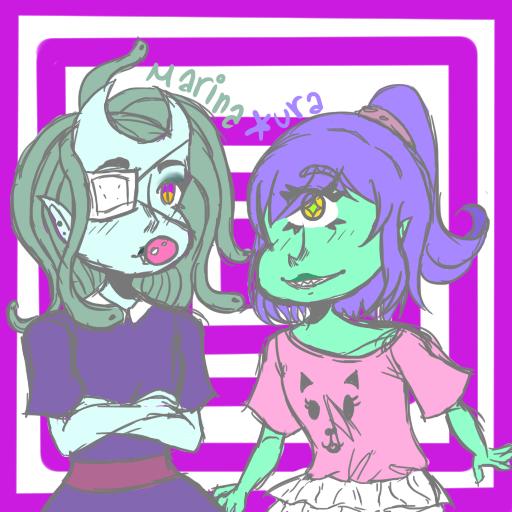 monster guuuurlsssss by Rinie-Fan-oof-Wakfu
