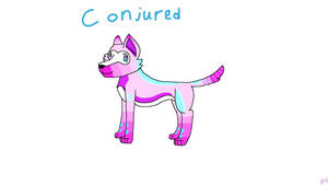 Conjured the Penis Puppy