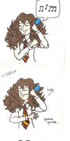 Hermione's Hair Problem