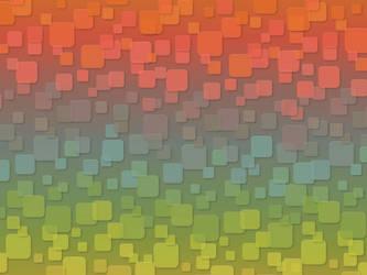 Retro Squares Wallpaper #2