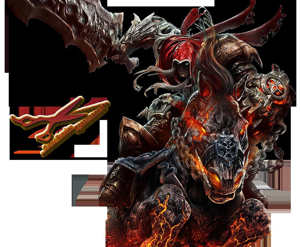 Darksiders War Wallpaper By: Darksiders Wrath Of War By SigResource On DeviantArt