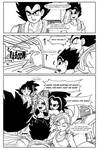 Dragon Ball GTH (a Goku x Caulifla story): CH4PG14