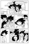 Dragon Ball GTH (a Goku x Caulifla story): CH6PG11