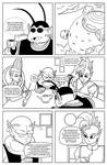 Dragon Ball GTH (a Goku x Caulifla story):CH8PG3