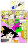 Dragon Ball GTH (a Goku x Caulifla story): CH10 P1