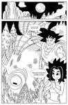 Dragon Ball GTH (a Goku x Caulifla story):CH10P11