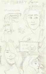 2014 07-14  Sketchdump by MaRina731
