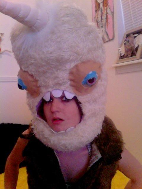 Monster Mask 1 by lumpybits