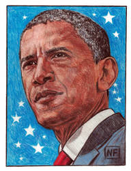 History In Our Lifetime -  Barack Hussein Obama