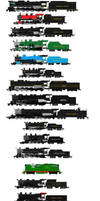 Indian Valley Railroad Roster (1962- Present)