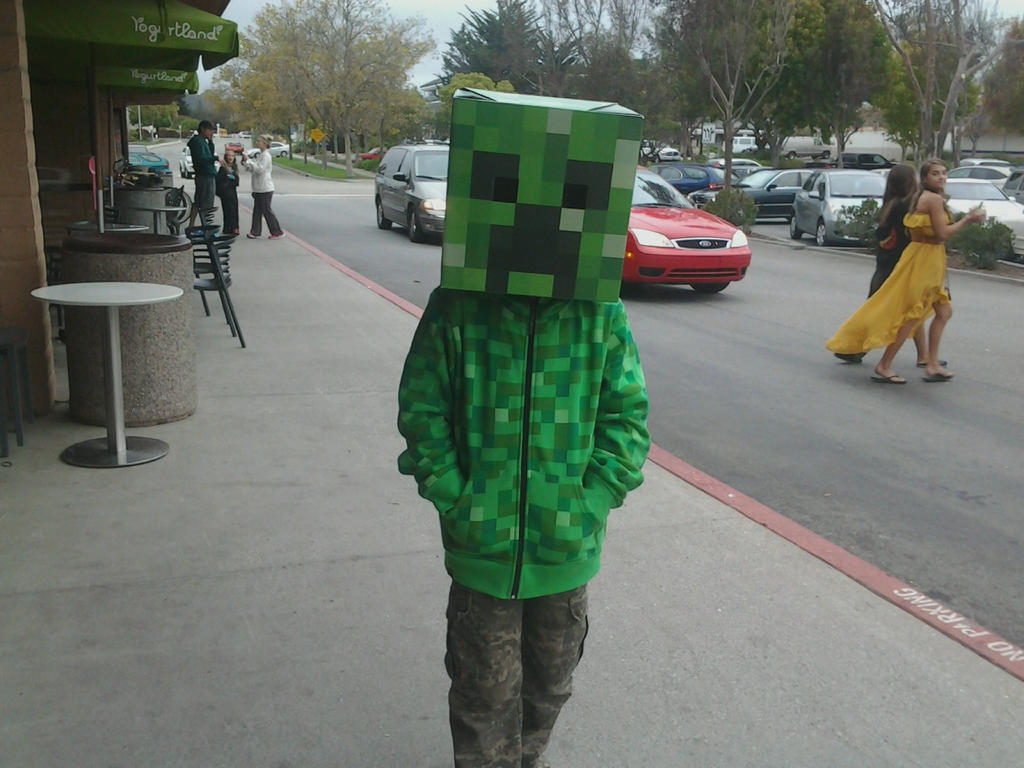 Creeper by ItsLonely