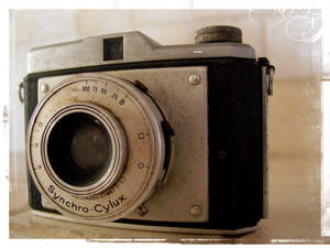 an old camera