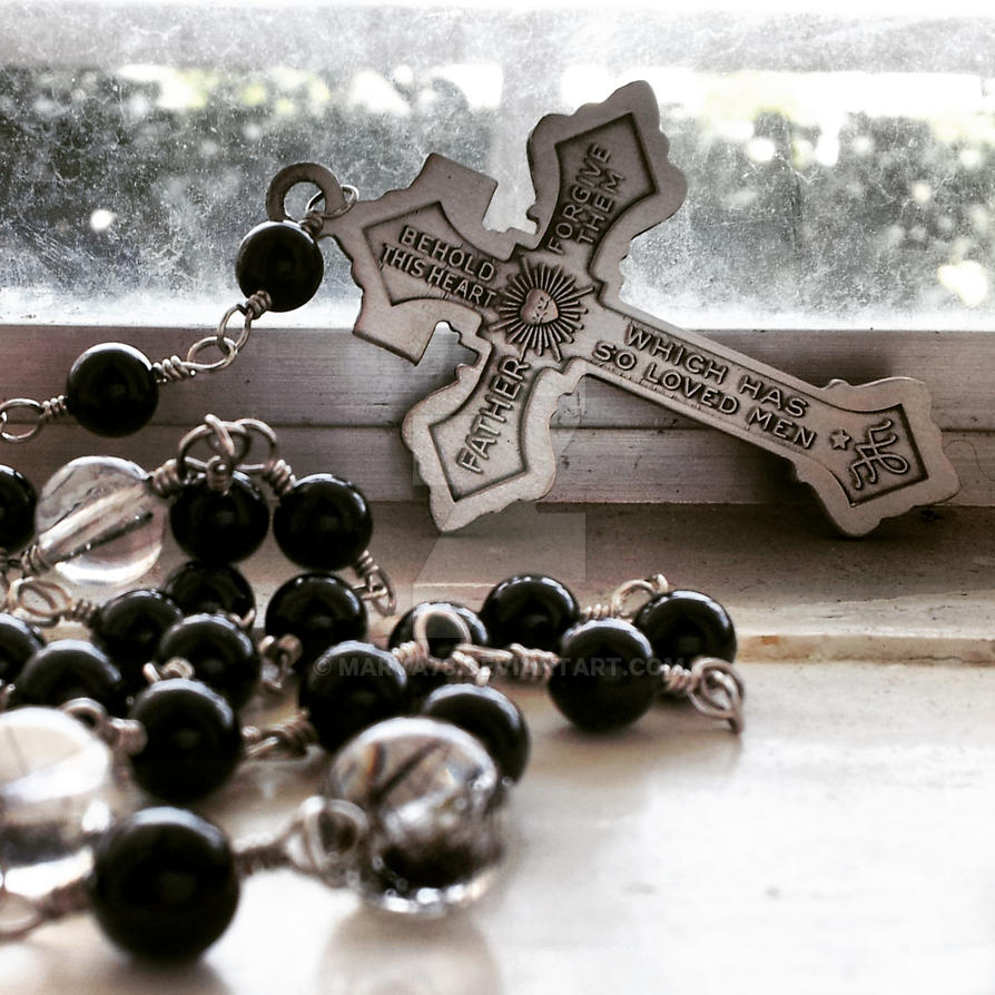 Rosary of the Dead by marva78