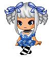 Fantage Pixel - Gothic Lolita by Lineesa