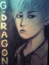 G-Dragon by Lineesa