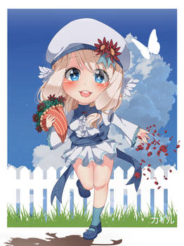 Flower Girl (Ko-fi Page + Youtube!!)