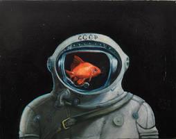AstroFish by MyklWells