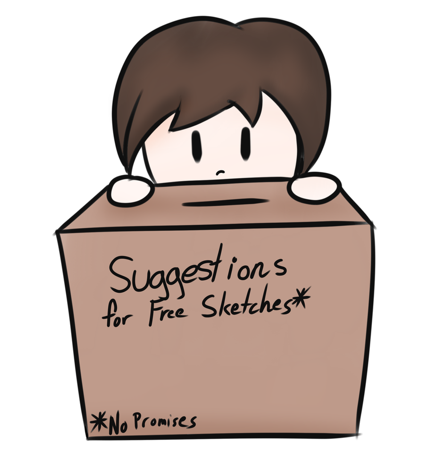 Tamae Sketch Suggestion Box by TamaeFTT