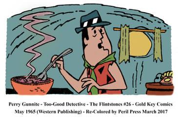 Perry Gunnite - Flintstones 26