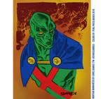 CHRIS SAMNEE - Martian Manhunter