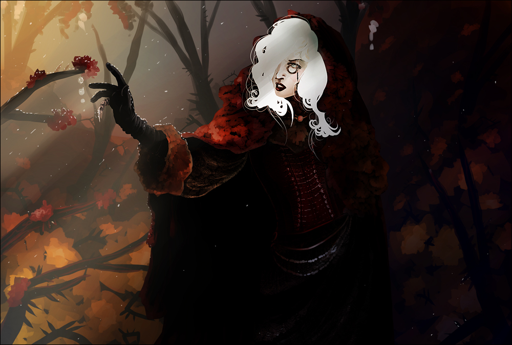 Old Art - Fairytale by AnarkistiNiili