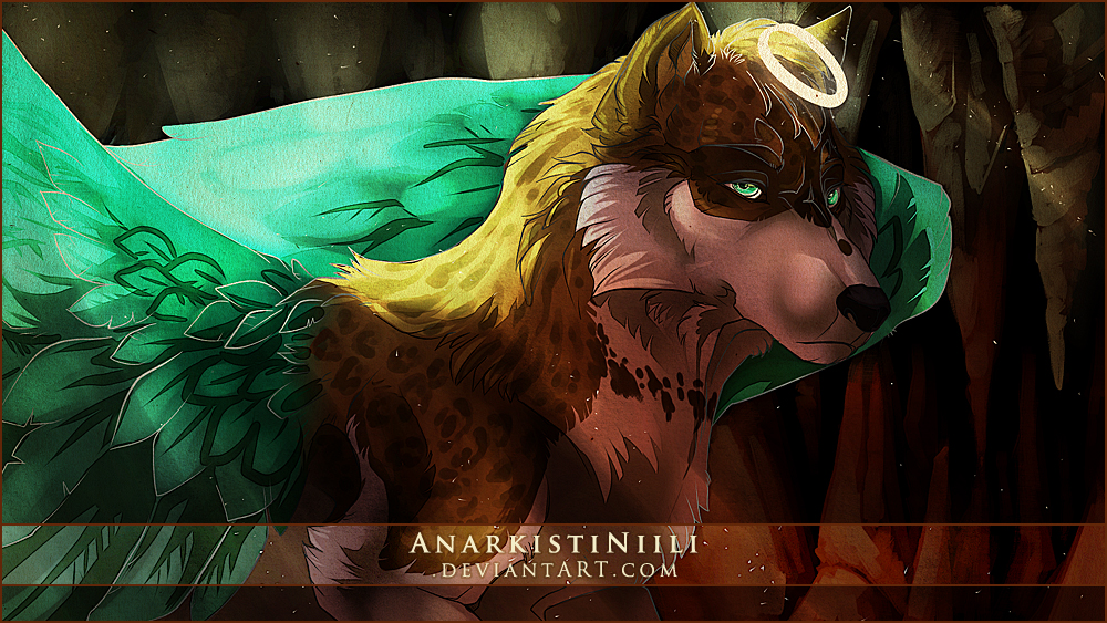 Commission - Audrey by AnarkistiNiili