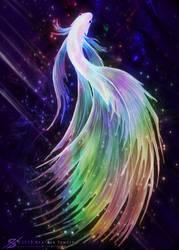 Betta Fish Prism. by Zaellrin