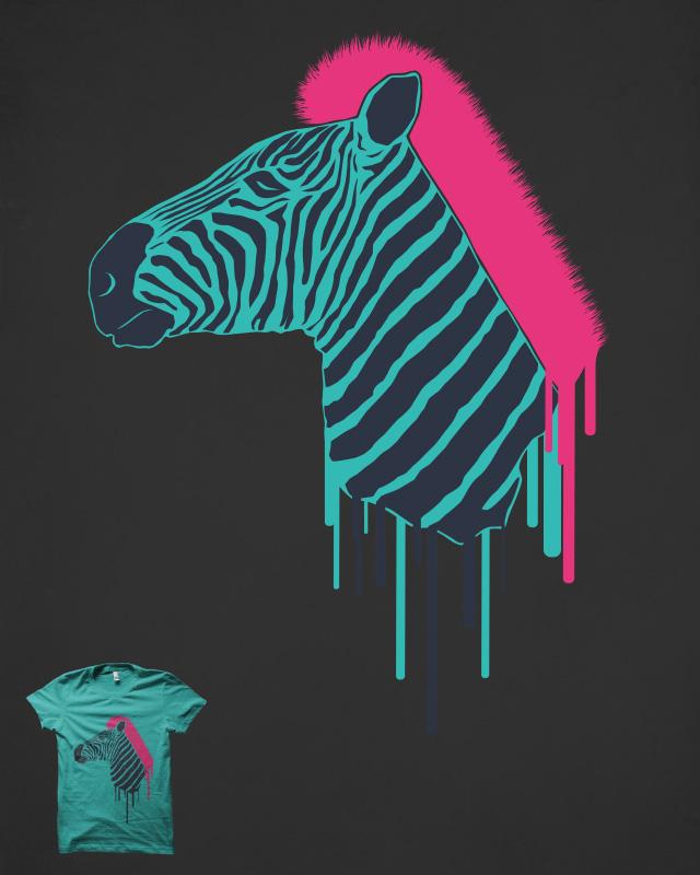 Zebra's Not Dead by FILISKUN