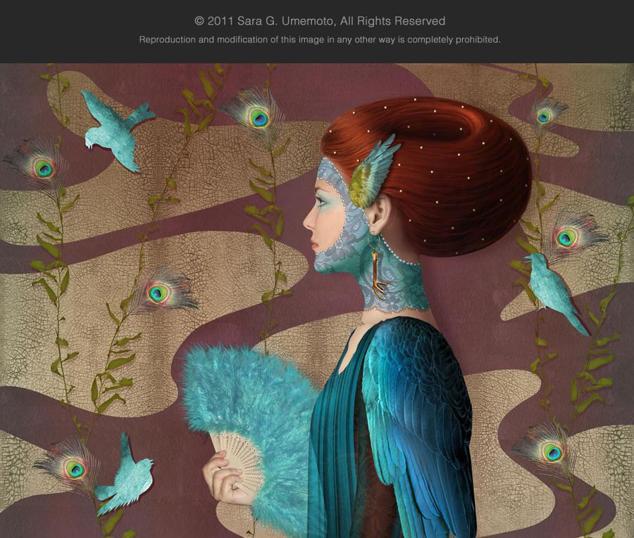 Aviario (Aviary) by ume-boshi