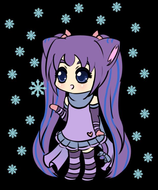 Chibi Snow by Chibitsuna