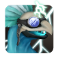 Icon Commission: QuetzalQueen - Zodzog by DeviBrigard