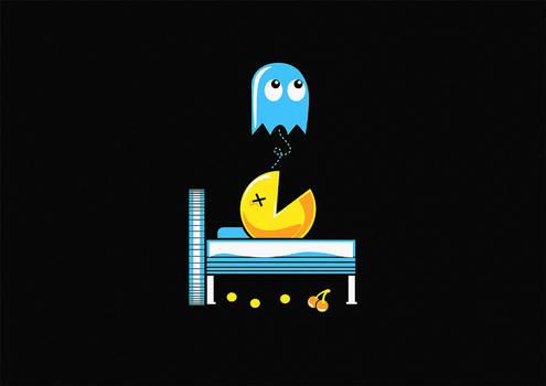 PacMan - T-Shirt Design