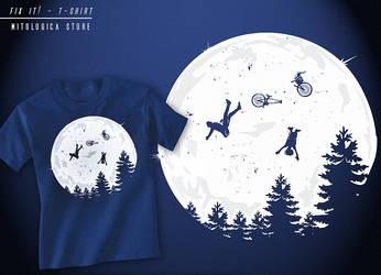 FIX IT! T-Shirt Design