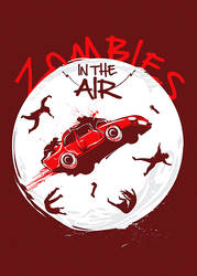 ZOMBIES IN THE AIR!