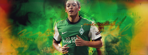 Mesut Ozil by YaZzDungedon