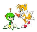 Tails waters Cosmo