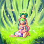 shoko and lilium