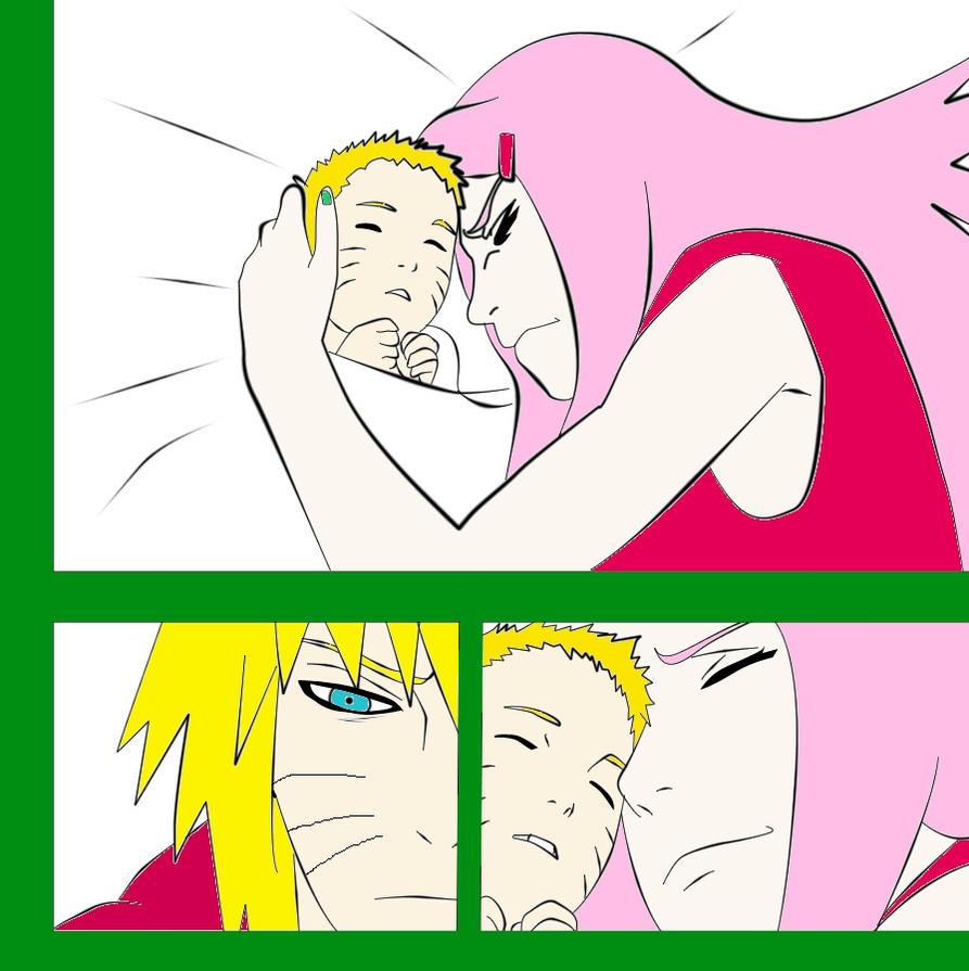 Фанфики сакура беременна от наруто 2