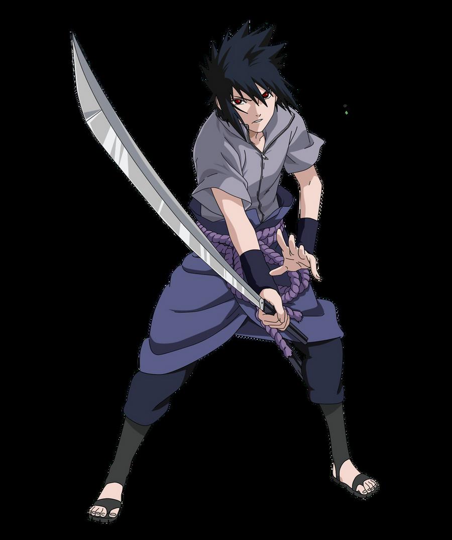 [Informação Clã] Uchiha  Sasuke_render_by_rukia95-d4hqi35