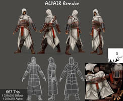 Altair by genci