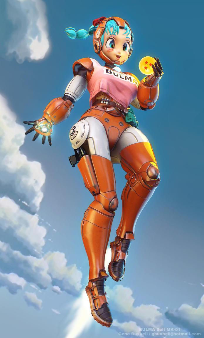 Bulma Suit MK-01 by genci