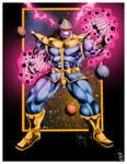 Thanos by apocalypsethen