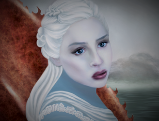 Daenerys by GELLIART